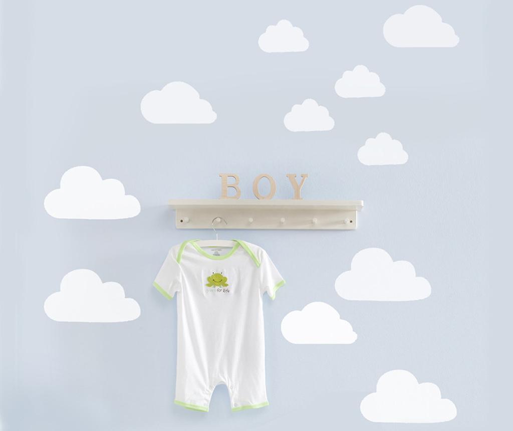 Nalepka Cloudy