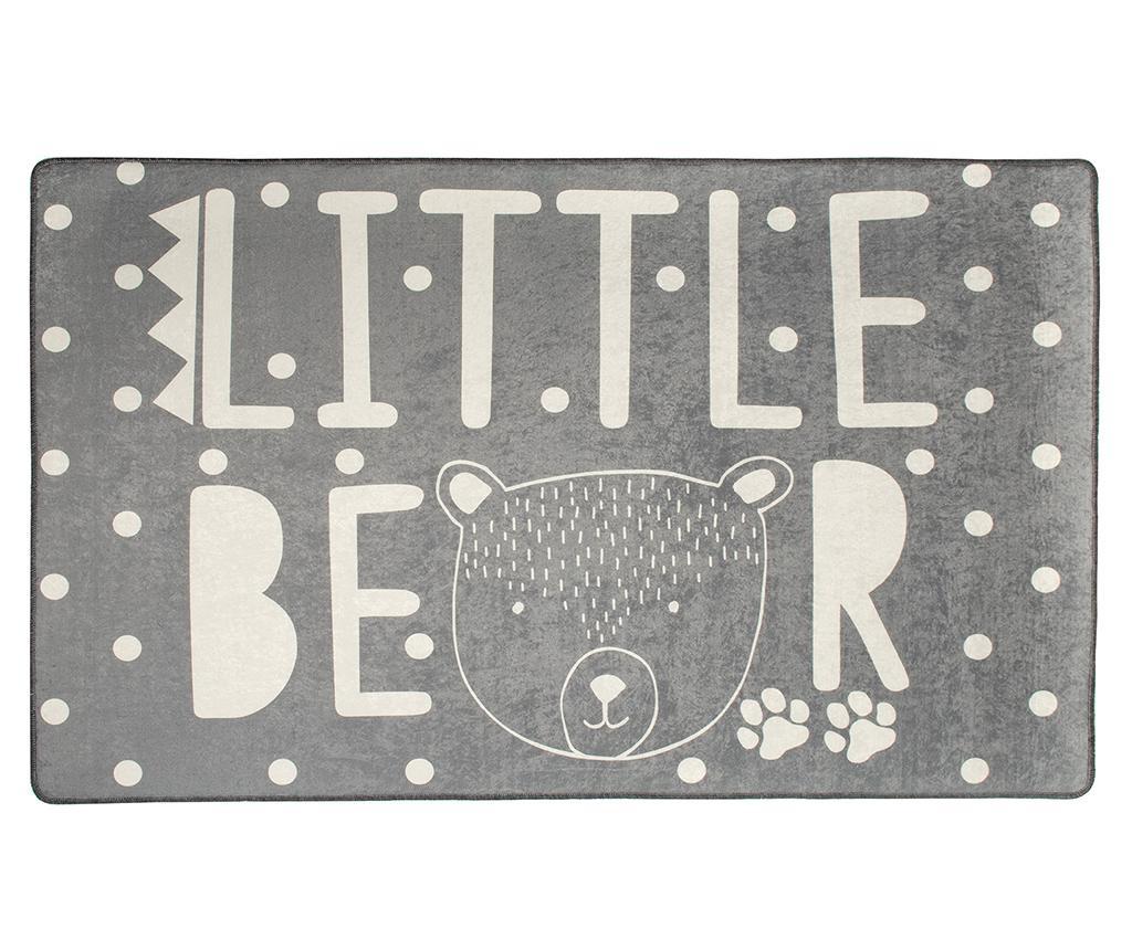 Little Bear Grey Szőnyeg 140x190 cm