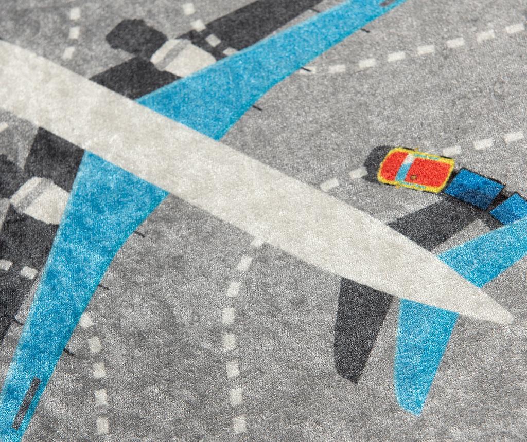 Tepih za igru Airport 100x160 cm