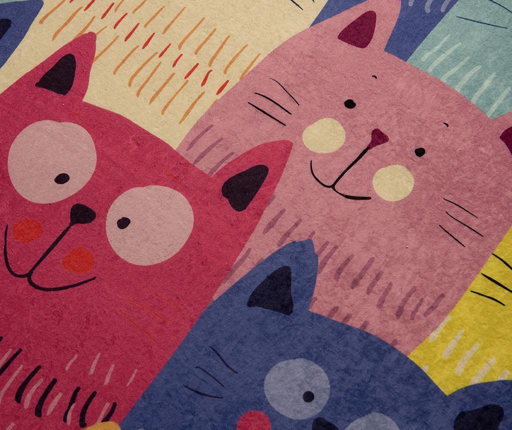 Tepih Cats Multi 140x190 cm