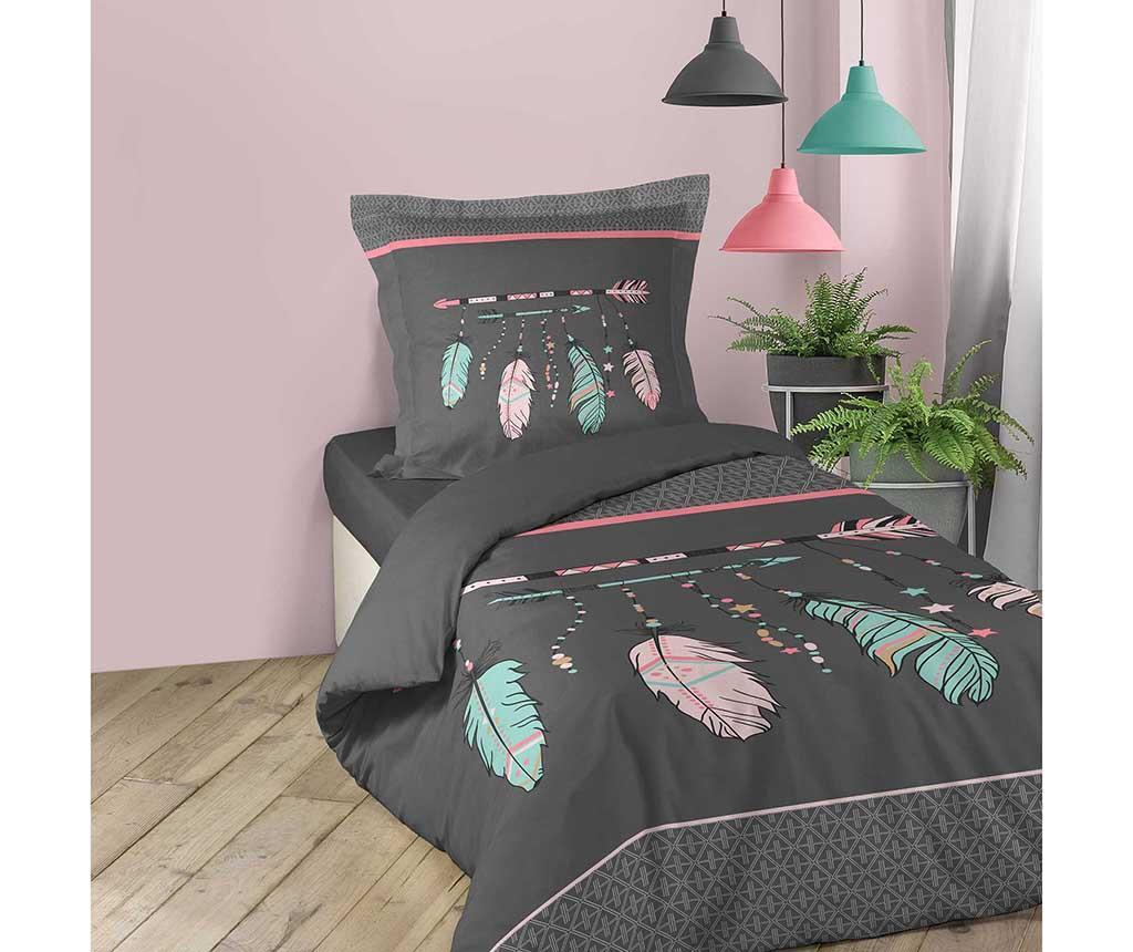 Set posteljina Single Ete Indien Dark