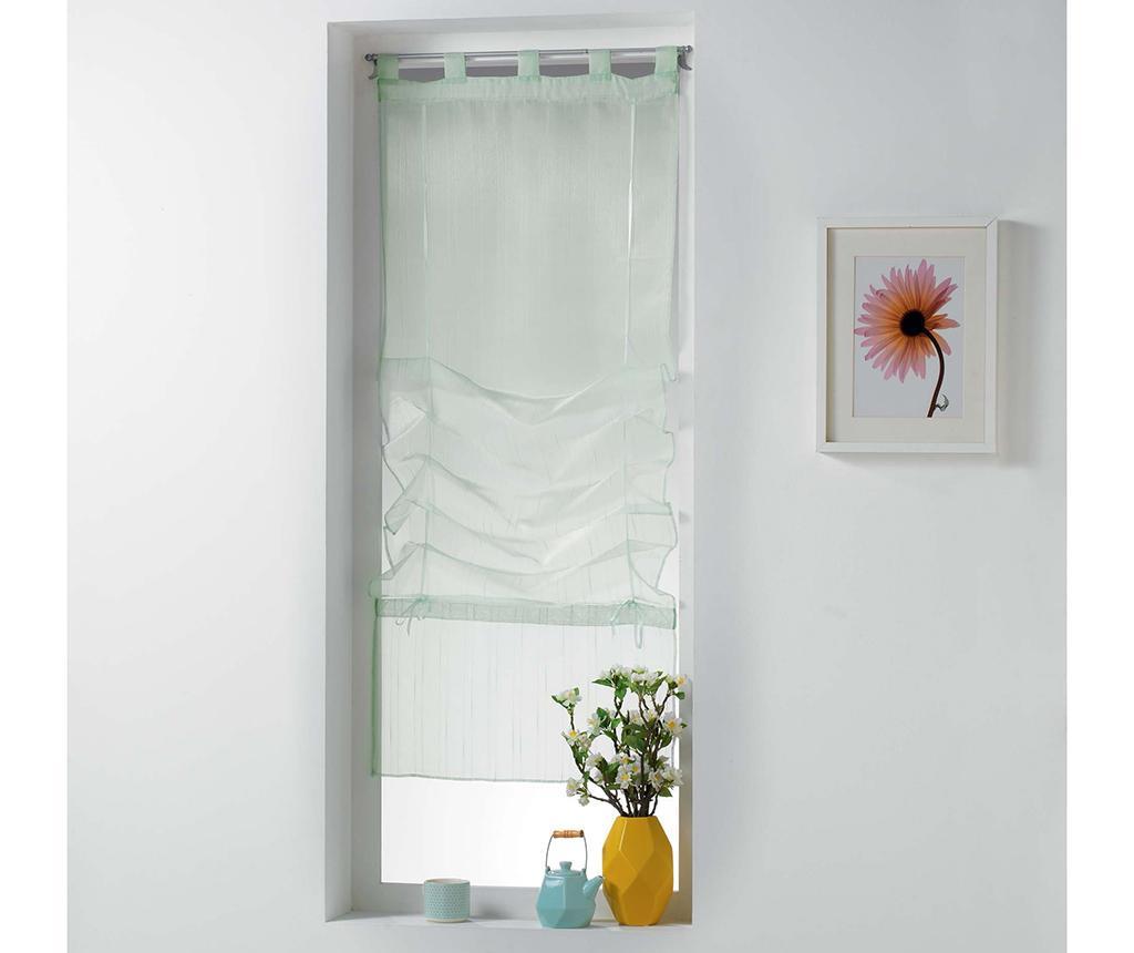 Zavesa Mariane Green 90x180 cm