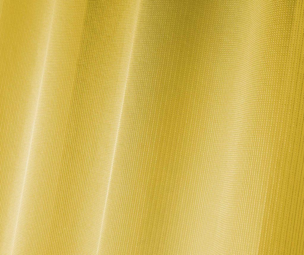Zavjesa Pointille Yellow & Gold 60x180 cm