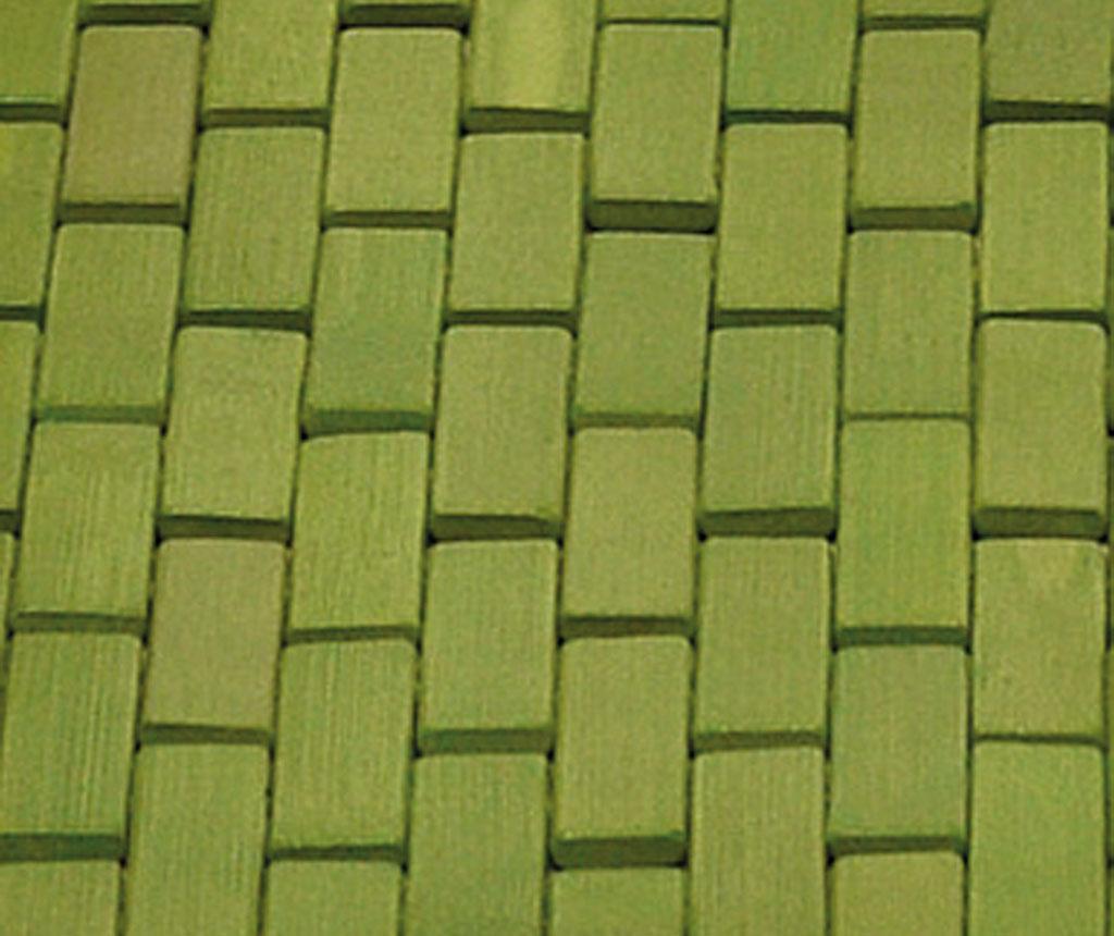 Covor pentru cabina de dus Slippery Green 45x45 cm