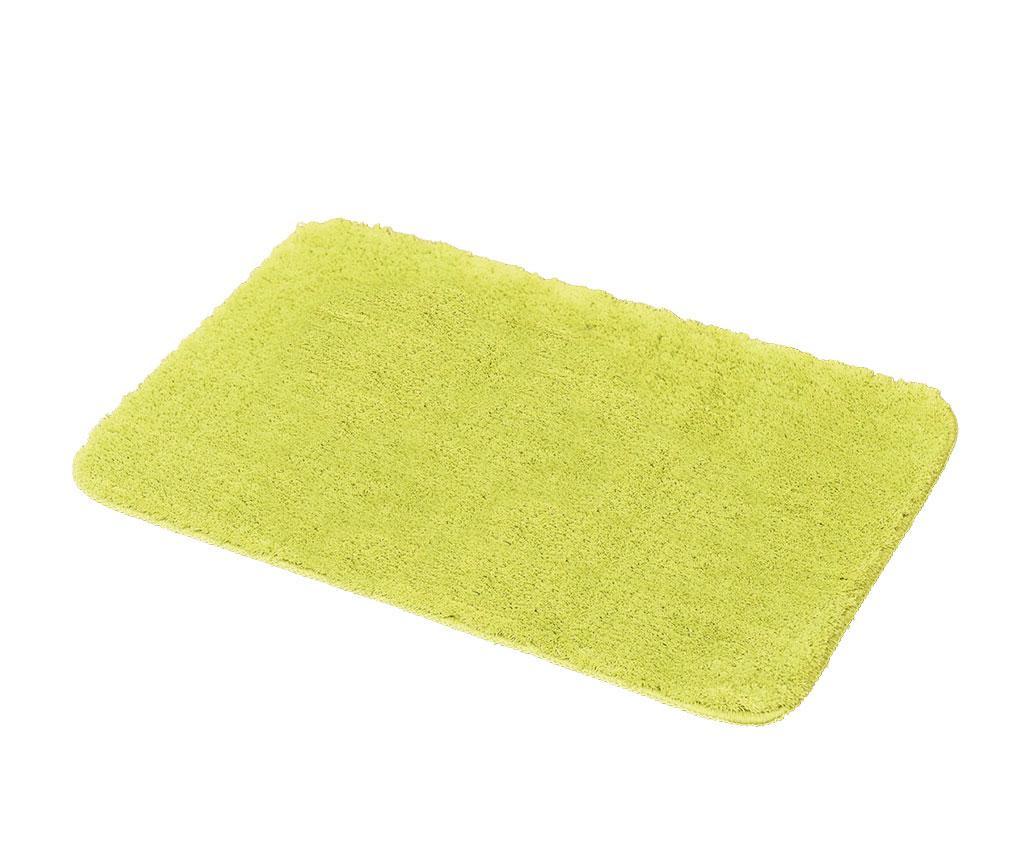 Basic Green Fürdőszobai szőnyeg 40x60 cm