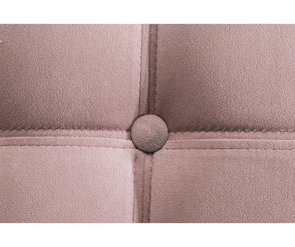 diYana Light Pink Maxi Lábzsámoly