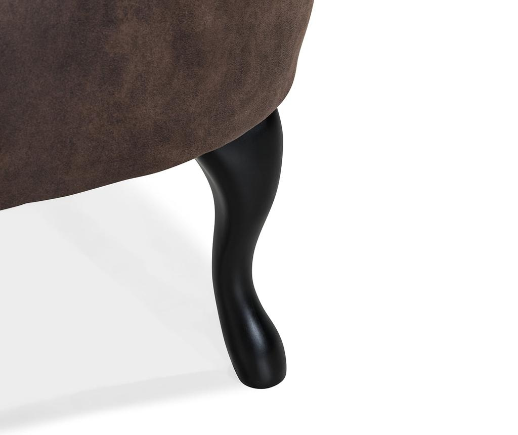 Madalina Vintage Brown Fotel