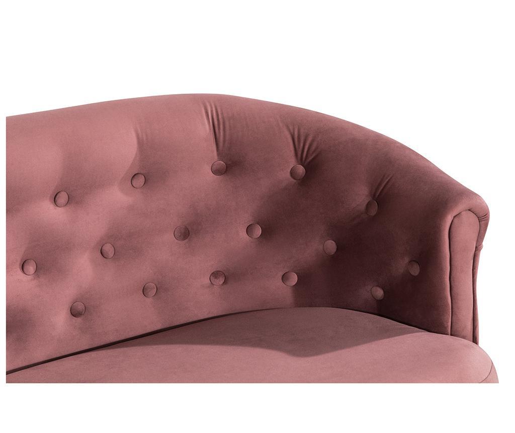 Sofa Madalina Rust Pink