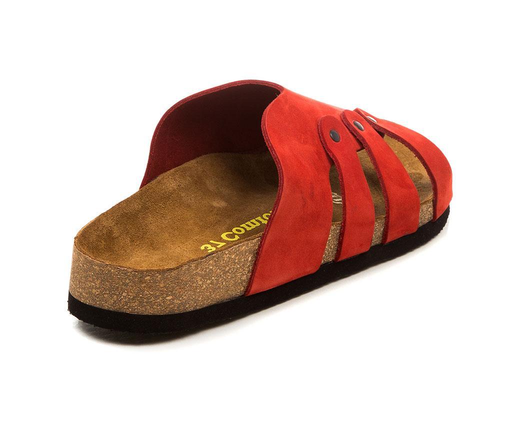 Ženski udobni sandali Lilo Red 40