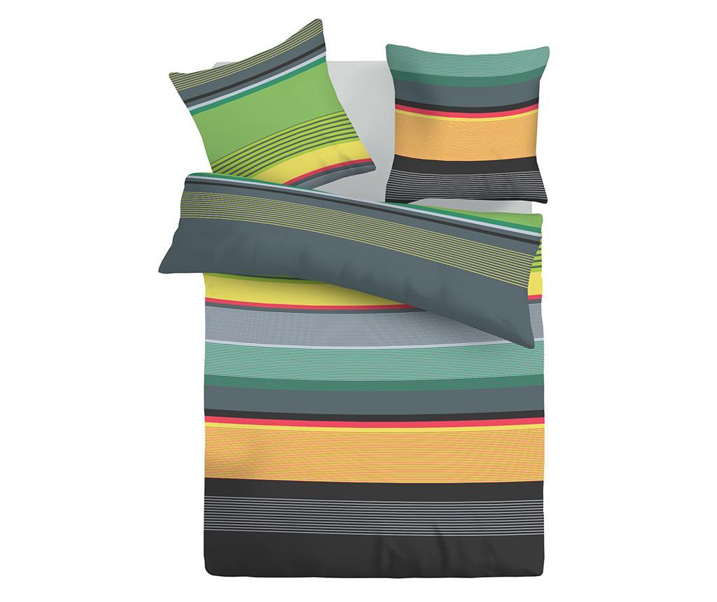 Lenjerie de pat Double Ranforce Colors