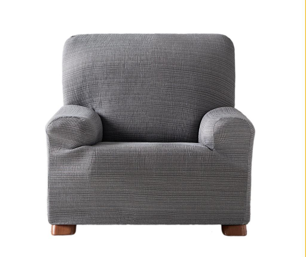 Elastična navlaka za fotelju Aquiles Grey 80x45x50 cm
