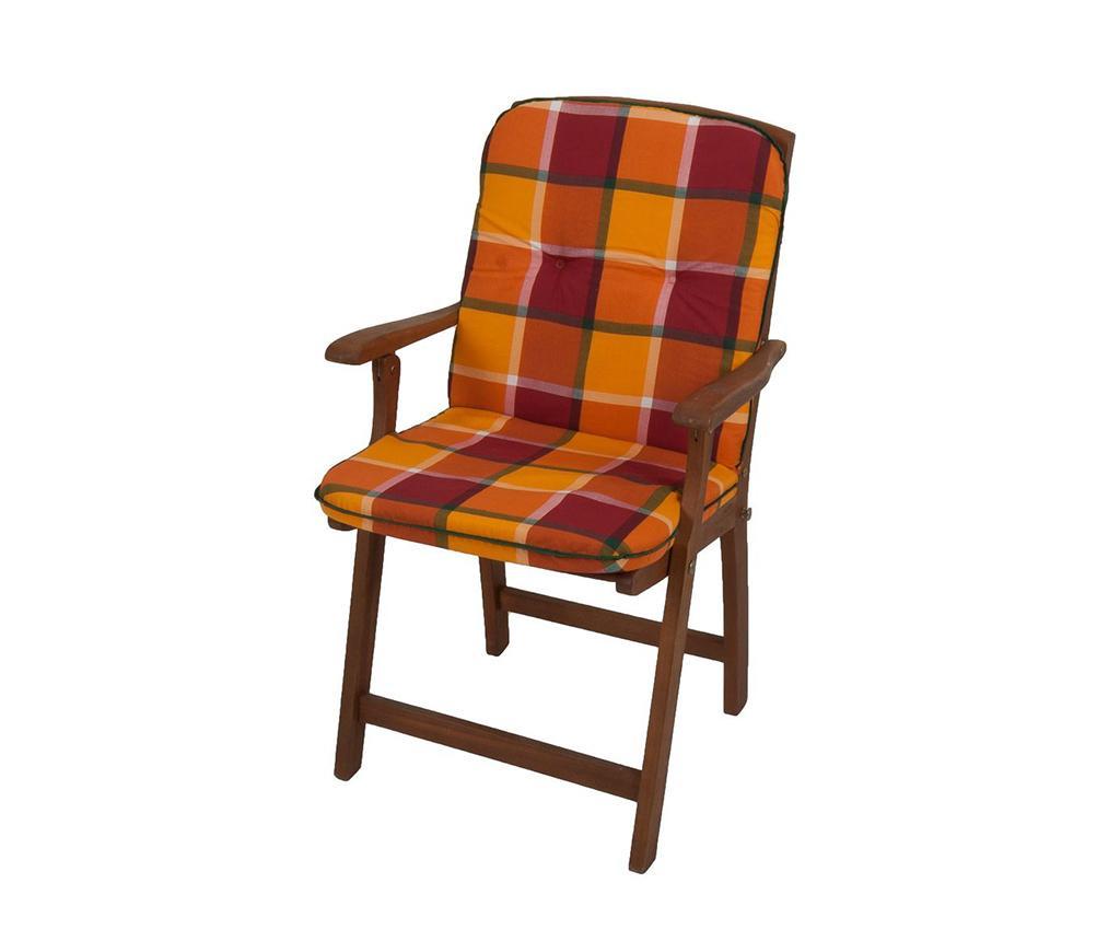 Cardiff Orange Ülő- és hátpárna
