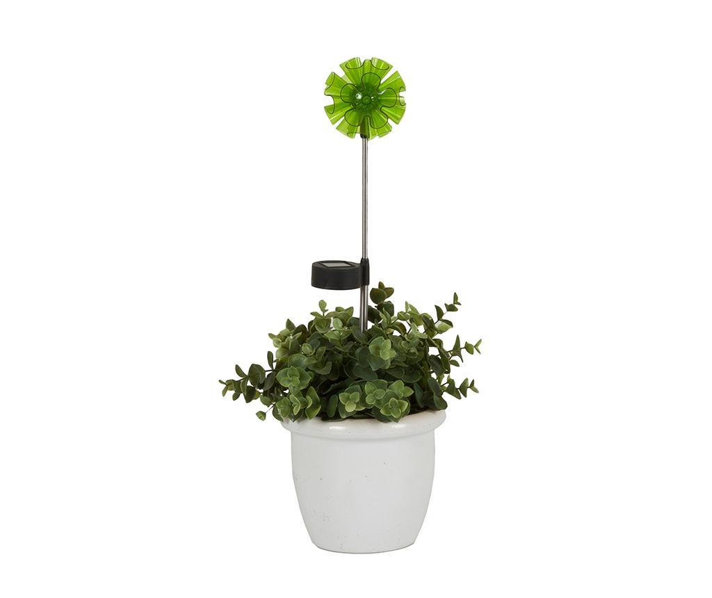 Set 4 lampi solare Flower