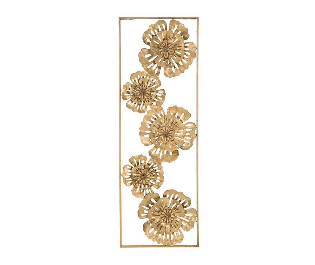 Διακοσμητικό τοίχου Luxury Flowers Right