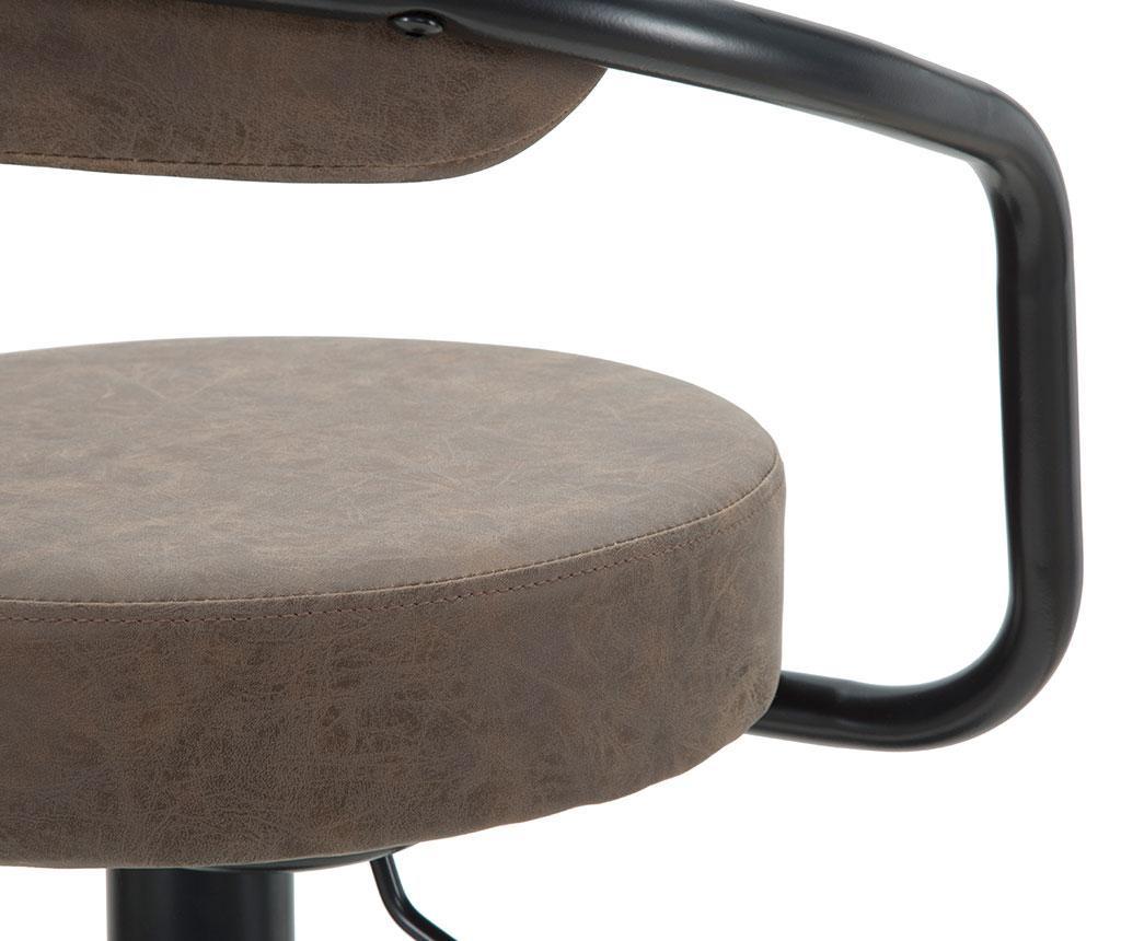Krzesło barowe Brooklyn Round