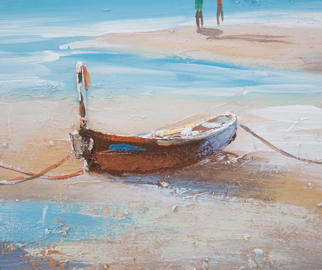 Tablou Barca 50x150 cm