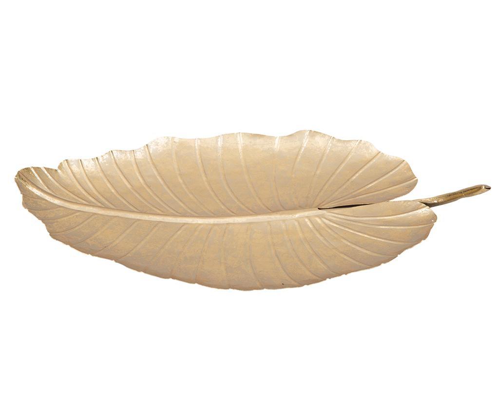 Ukrasni pladanj Leaf Wave