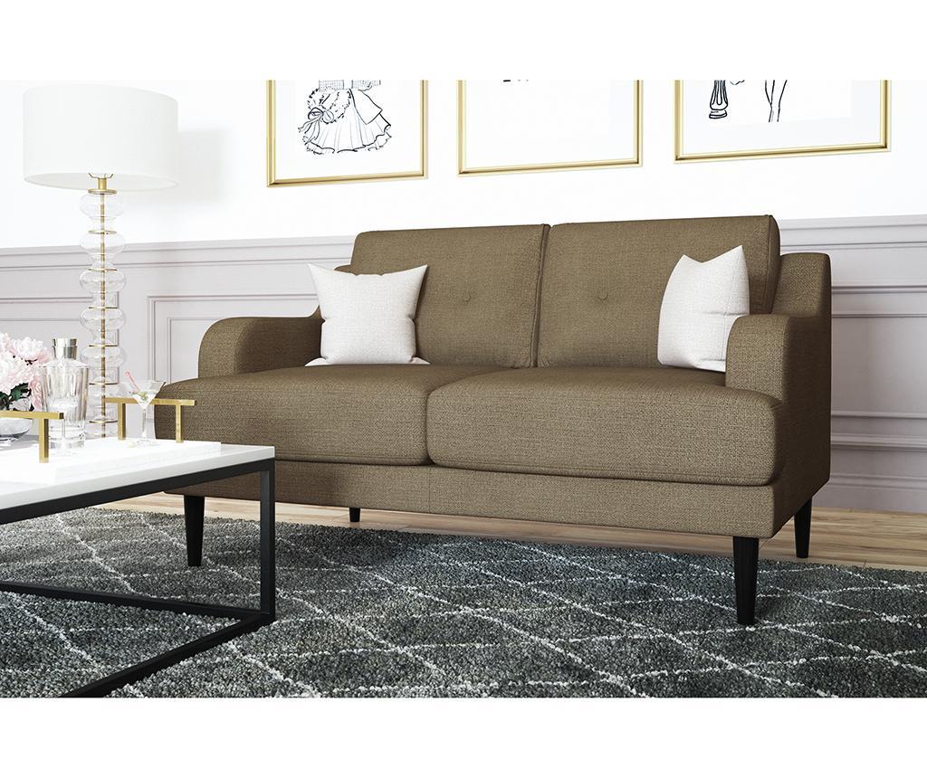 Gaby Brown Kétszemélyes kanapé