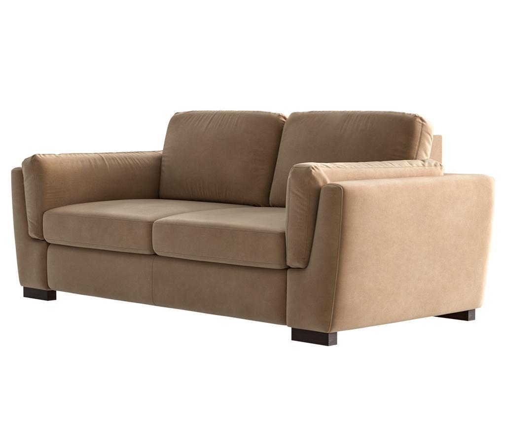 Bree Camel Kétszemélyes kanapé