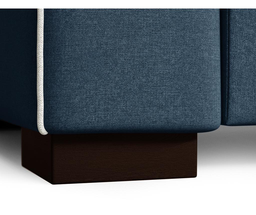 Katherine Blue Grey Kétszemélyes kanapé