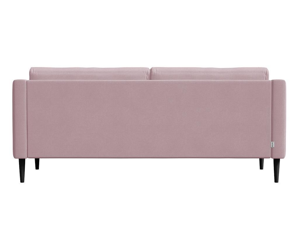 Gaby Lilac Háromszemélyes kanapé