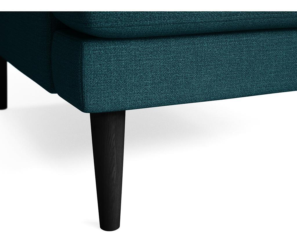 Gaby Turquoise Háromszemélyes kanapé