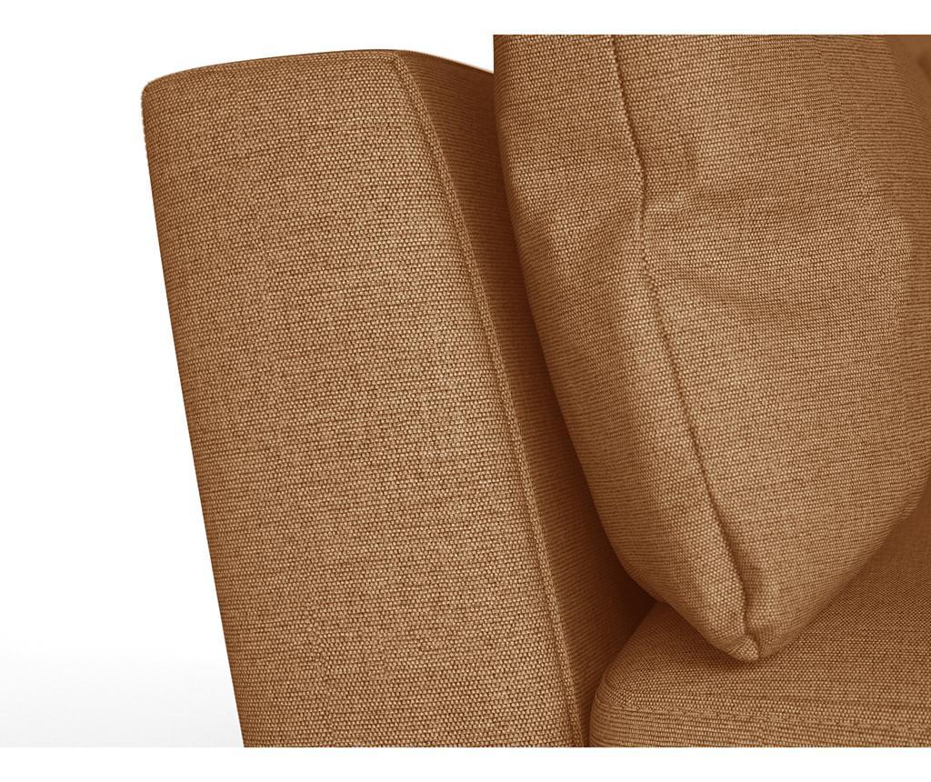 Susan Mustard Háromszemélyes kanapé