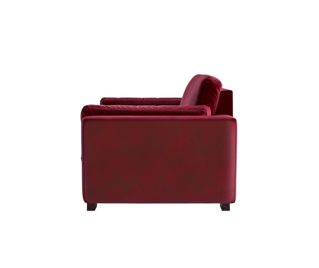 Sofa trosjed Bree Red