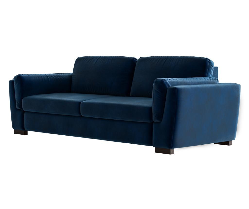 Bree Blue Háromszemélyes kanapé