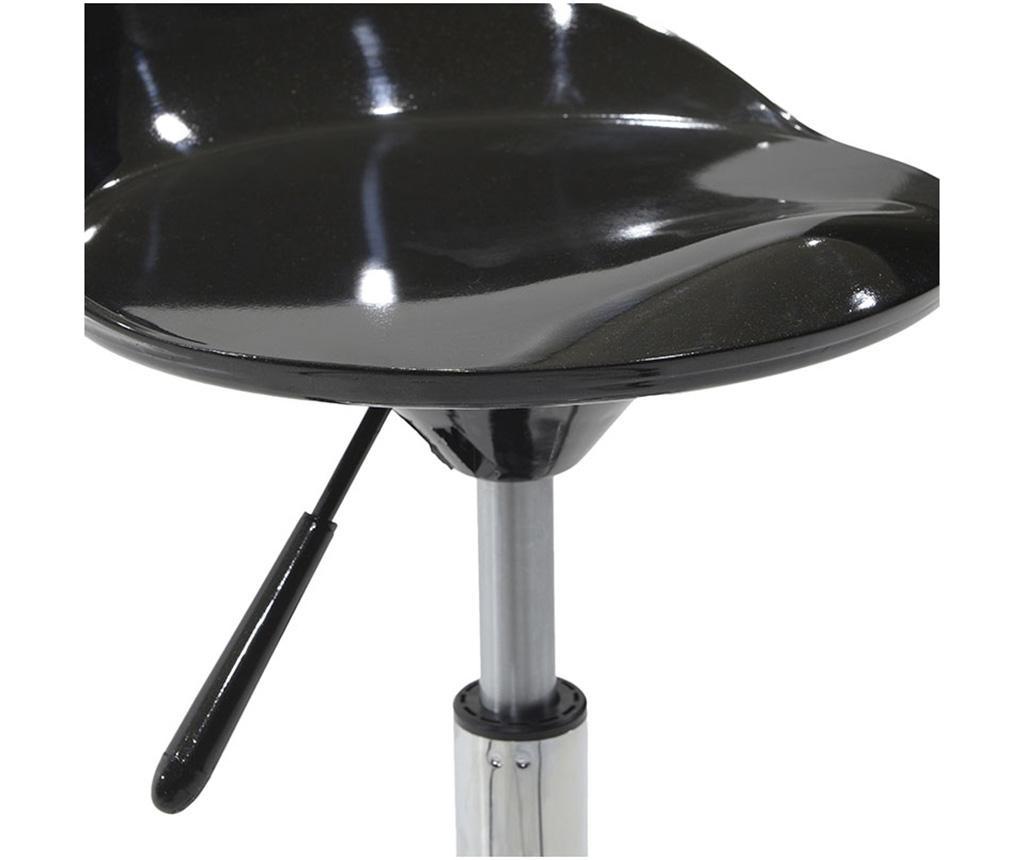 Barová židle Carla Black