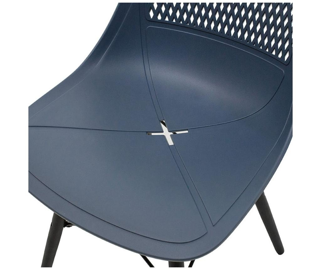 Stolica Ninja Dark Blue