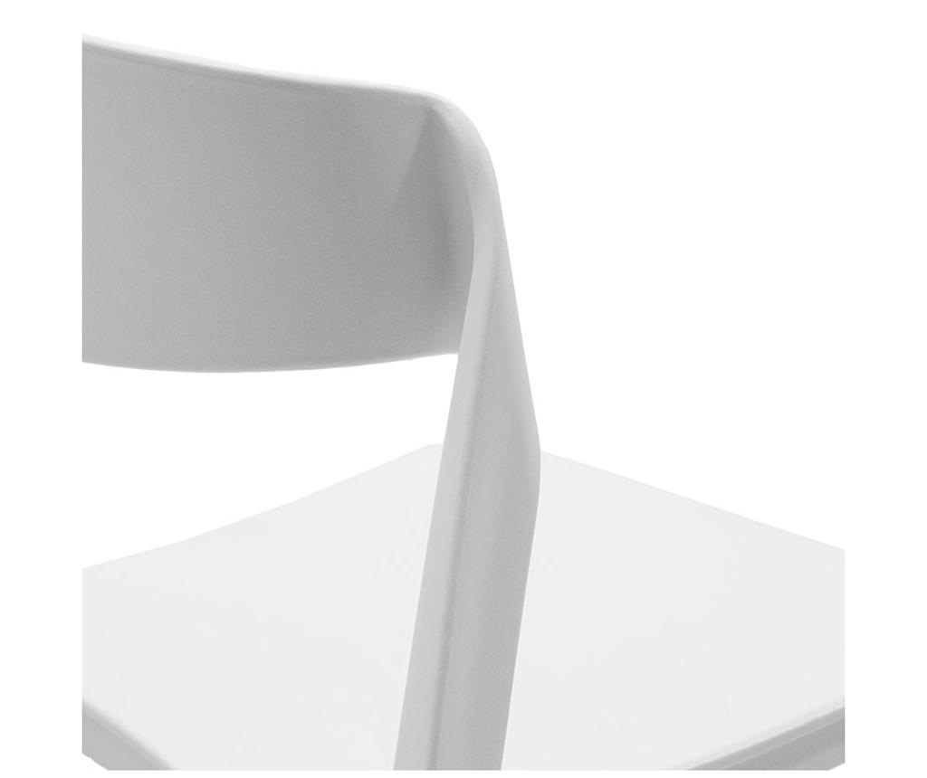 Scaun Pongo White