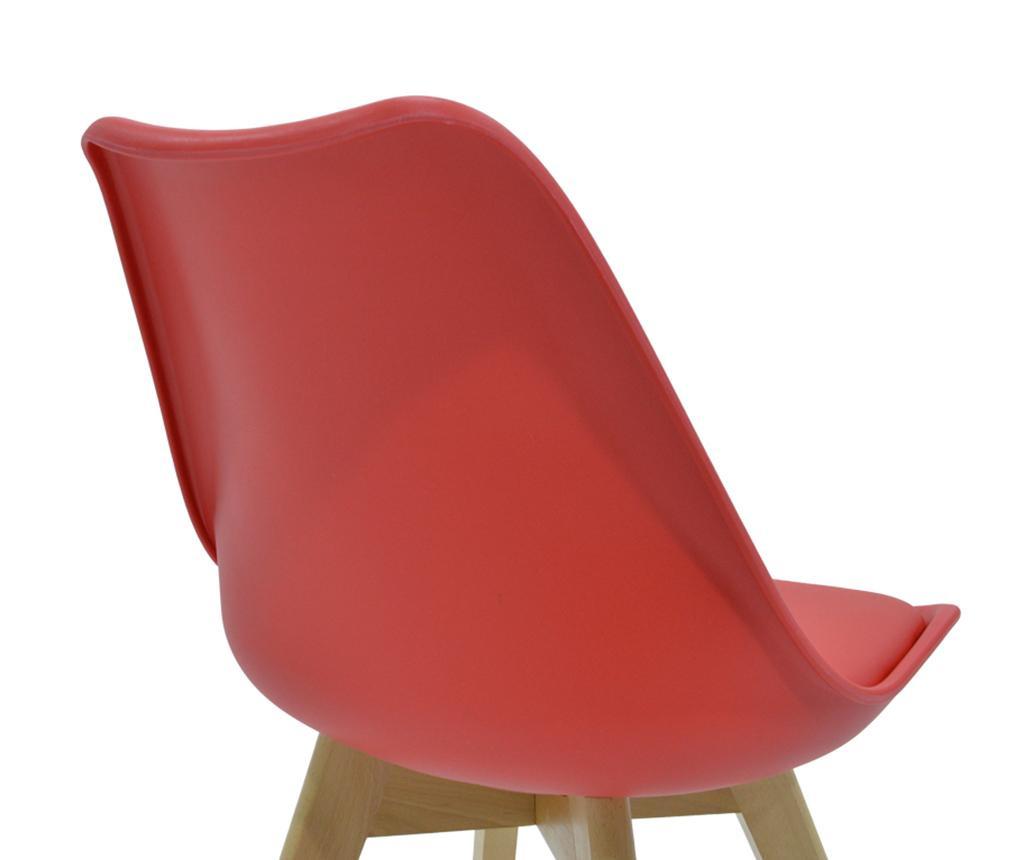 Stolička Gaston Red