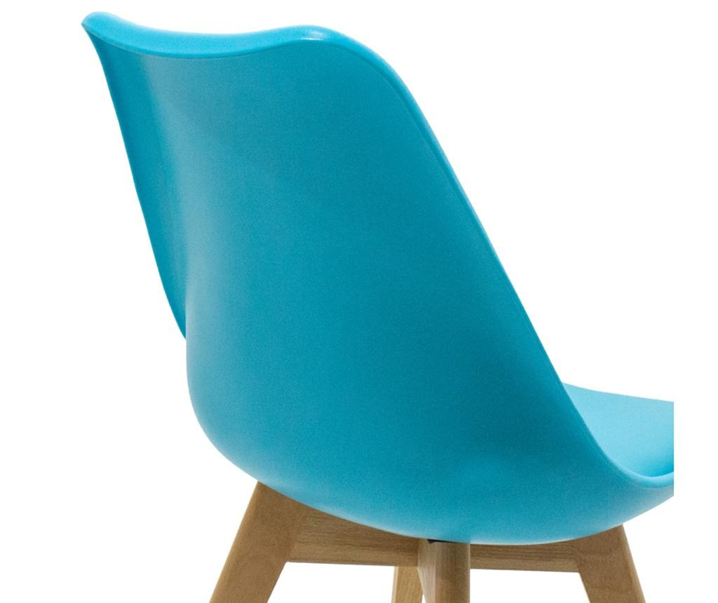 Stolica Gaston Light Blue