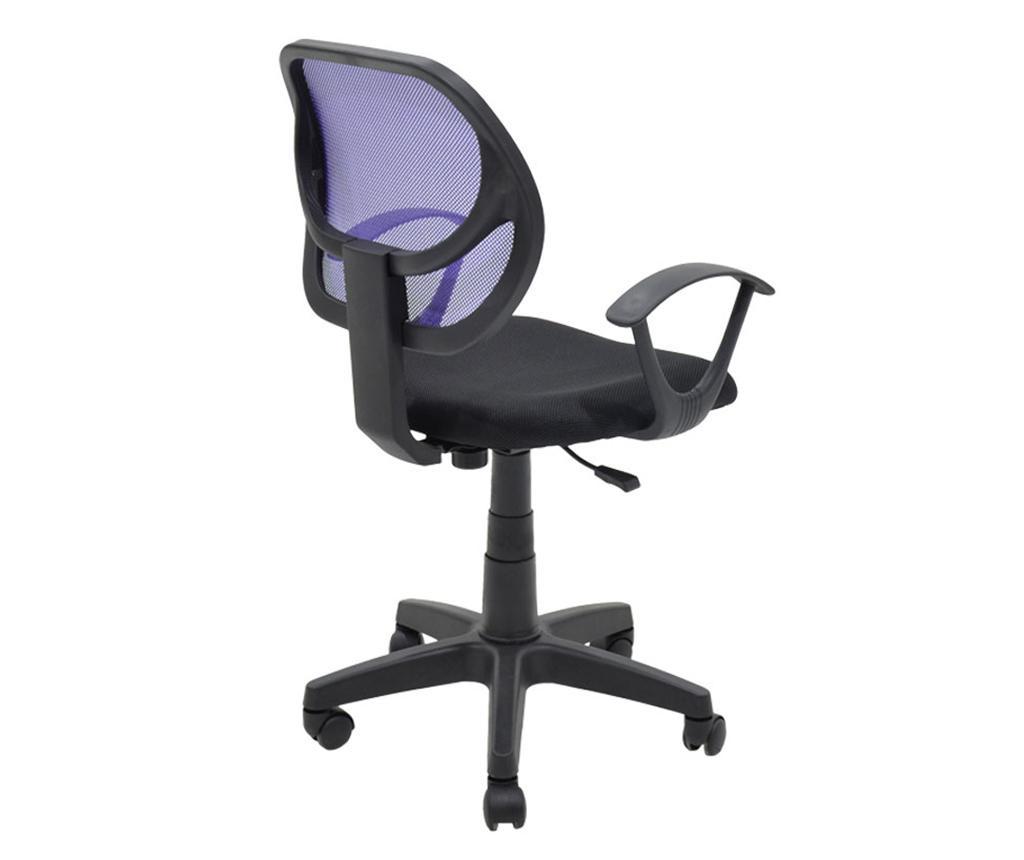Uredska stolica Sara Purple