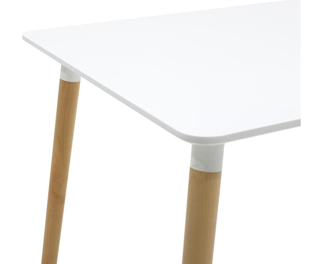Set - 4 stoli in miza Geometric Design