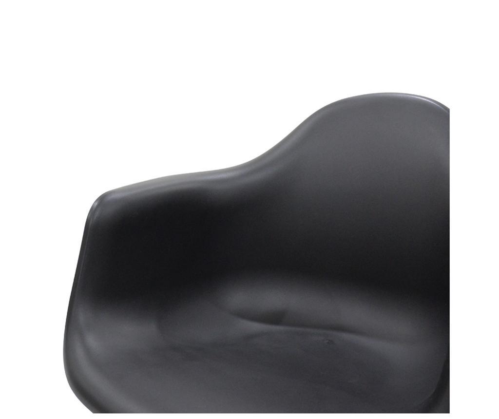 Stolica Julia Wide Black