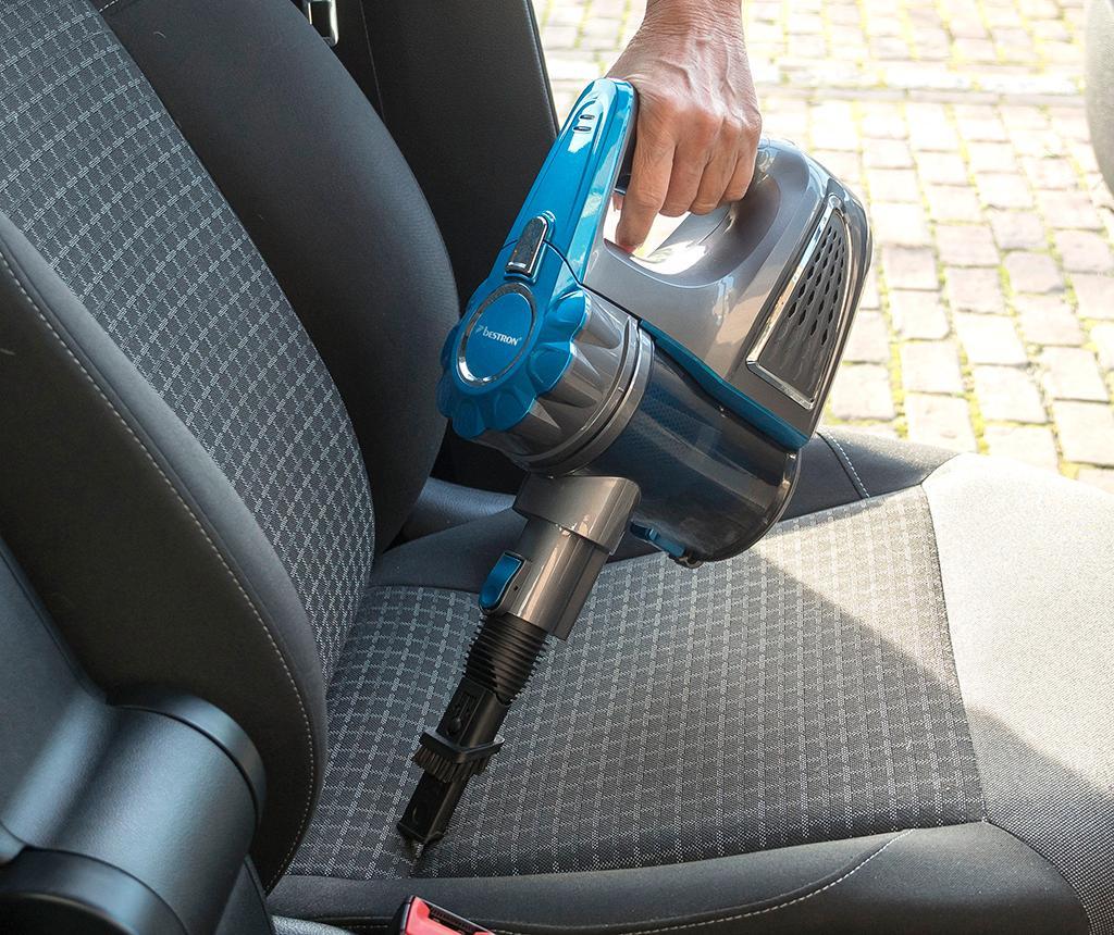 Okomiti usisavač bez vrećice Cyclone Practico Blue and Grey