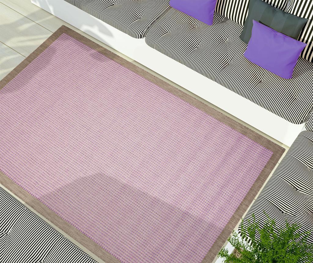 Tepih za vanjski prostor Chrome Plum 135x190 cm