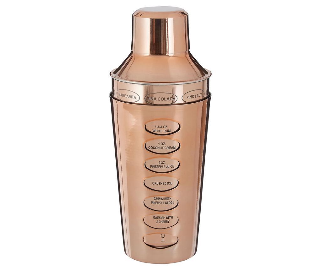 Shaker Recipe Rose Gold 500 ml