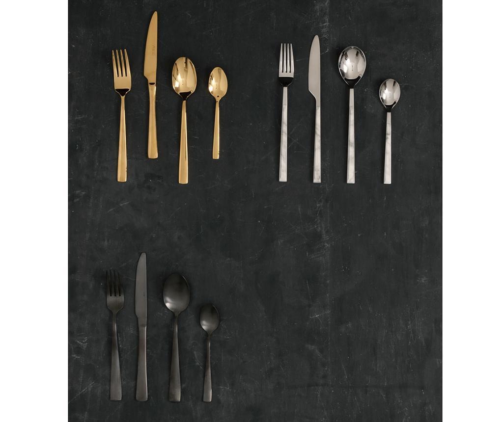 16-dijelni  pribor za jelo Avie Marble Silver