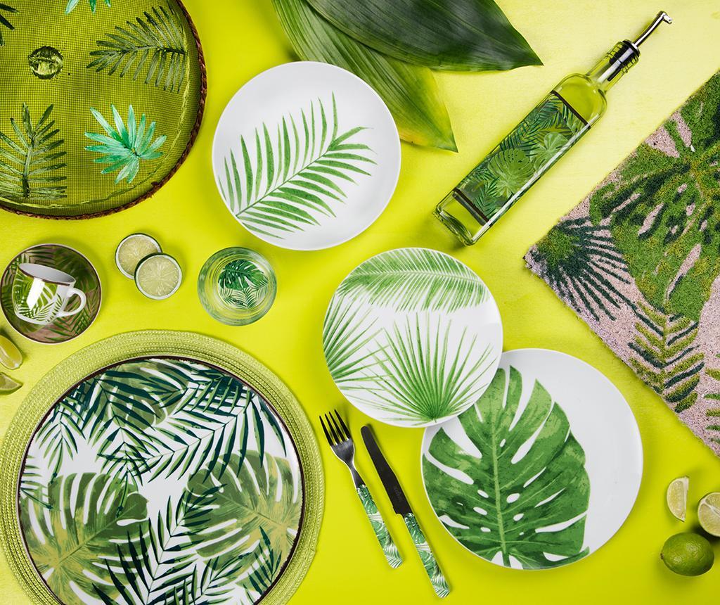 Foliage 24 darabos Evőeszköz készlet