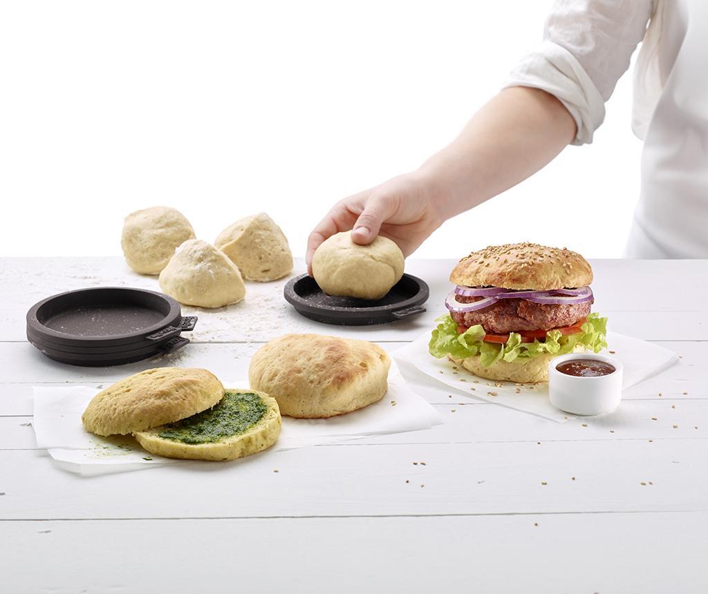 Φόρμα ψησίματος Burger