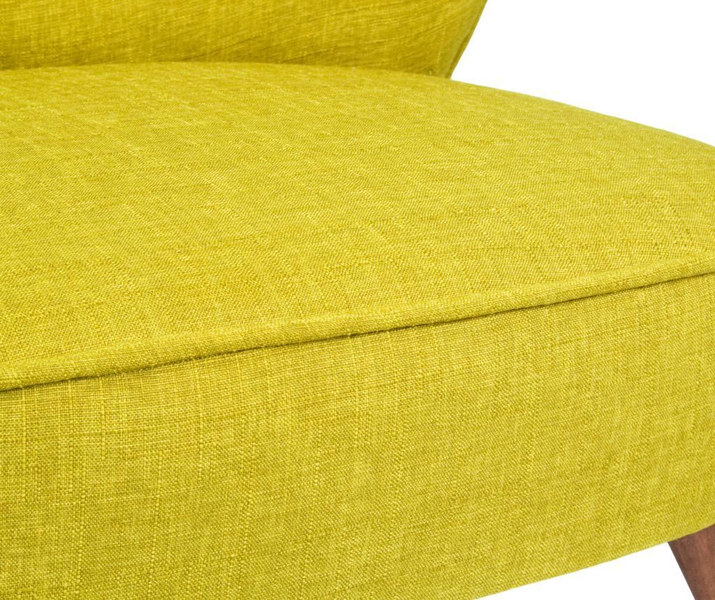 Jolene Pistachio Green Fotel
