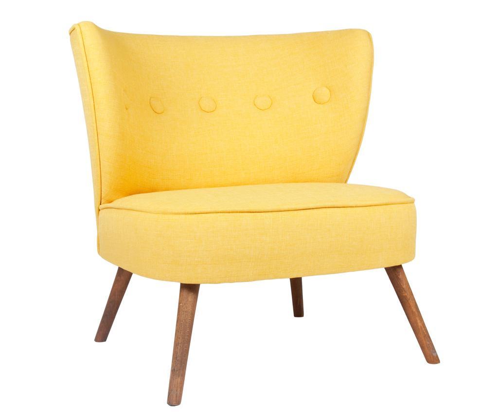 Jolene Yellow Fotel