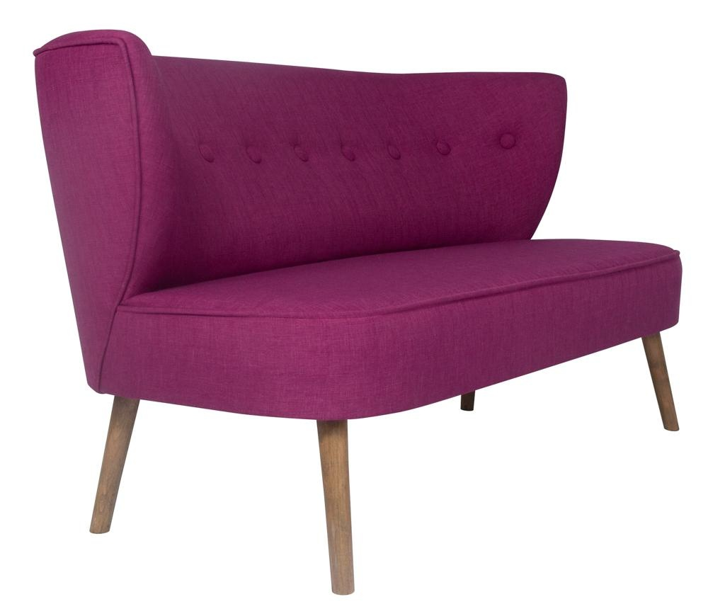 Kauč dvosjed Josephine Purple
