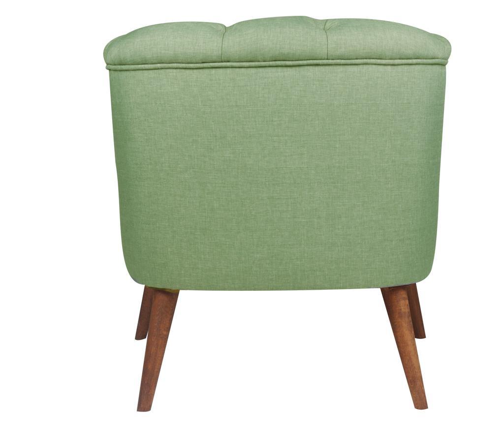 Lynda Petrol Green Fotel