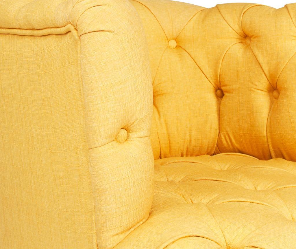 Lynda Yellow Fotel