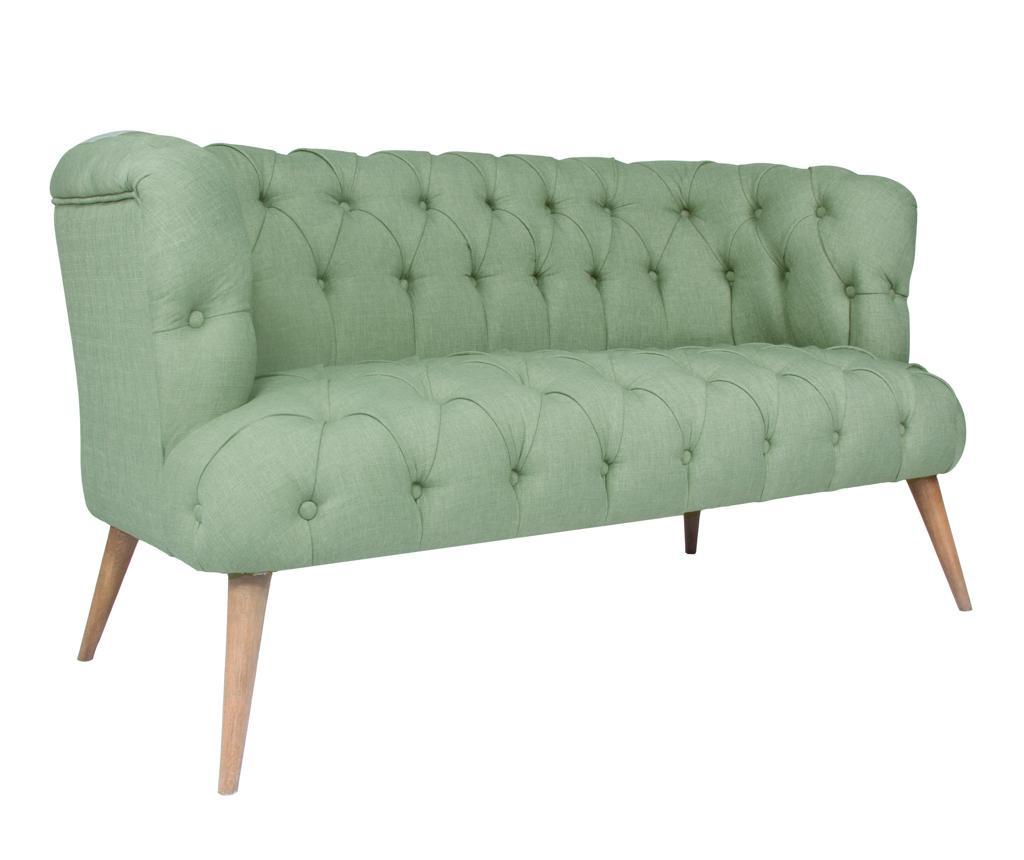 Beatrice Petrol Green Kétszemélyes kanapé