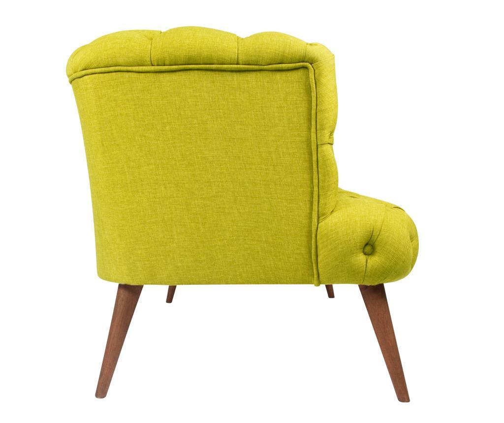 Beatrice Pistachio Green Kétszemélyes kanapé